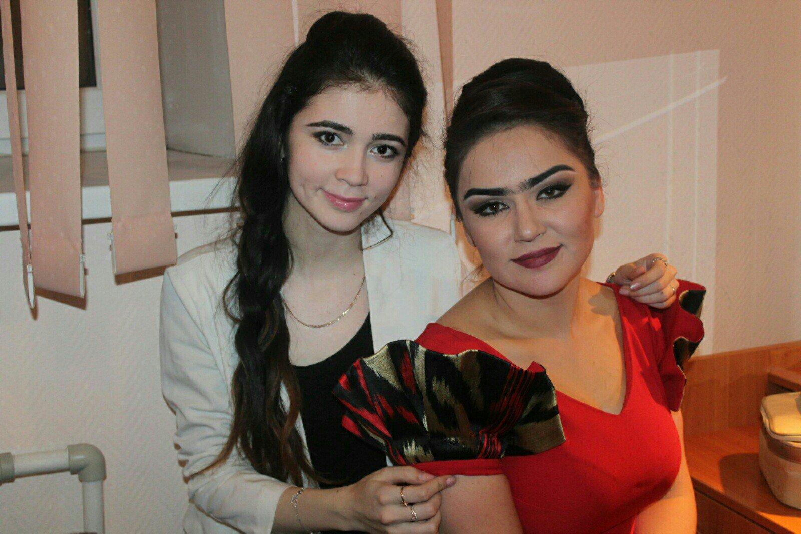 Нигина амонкулова фото без макияжа и макияж